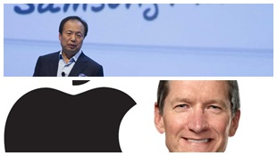 """CEO Samsung nhận lương """"khủng"""" hơn CEO Apple"""