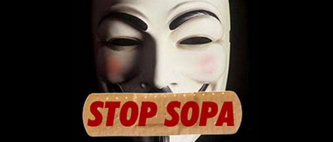 Anonymous trả đũa chính phủ Mỹ vụ đóng cửa Megaupload