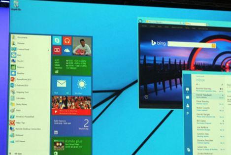 Microsoft sẽ hồi sinh menu Start trên Windows, từ PC tới tablet