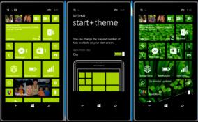 Video trải nghiệm những tính năng mới trên Windows Phone 8.1
