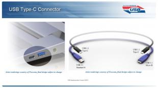 Cáp USB Type-C thế hệ mới thách thức tất cả các kết nối khác?