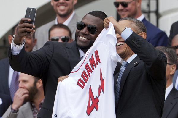 Samsung làm thế nào để có ảnh tự sướng của Obama trên Note 3?