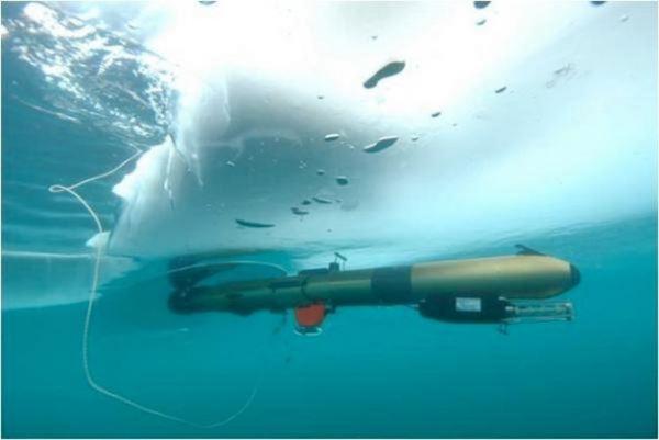 Robot lặn biển tìm hộp đen MH370