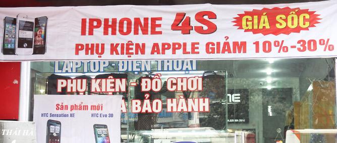 Các phụ kiện cho iPhone và iPad được ưa chuộng