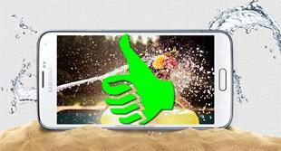 """Samsung lý giải vì sao màn hình Galaxy S5 """"xuất sắc nhất"""""""