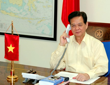 Các nguyên thủ quốc gia thích dùng điện thoại gì?