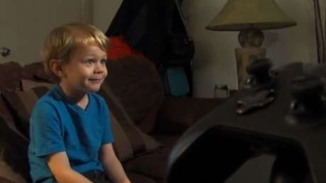 Xbox đã bị hack bởi một cậu bé... 5 tuổi