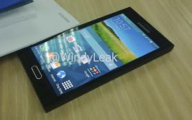 "Lộ ảnh ""hot"" của smartphone Samsung Galaxy F"