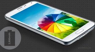 Pin Galaxy S5 trụ được bao lâu?