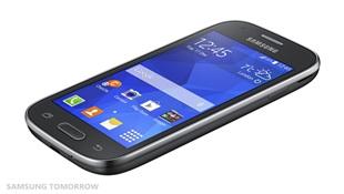 Samsung trình làng smartphone Galaxy Ace Style, giá không rẻ