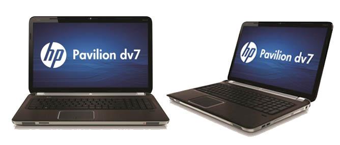 Đánh giá laptop chơi game HP dv7t quad-core