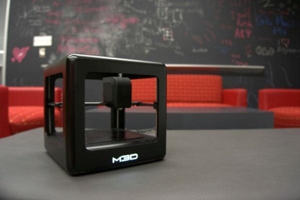 M3D Micro: Máy in 3D tại gia giá chỉ 5,3 triệu đồng
