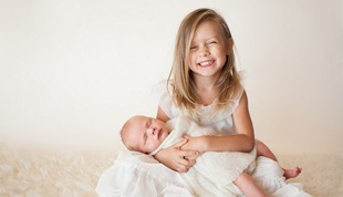 Những bức ảnh bé sơ sinh đầy xúc cảm
