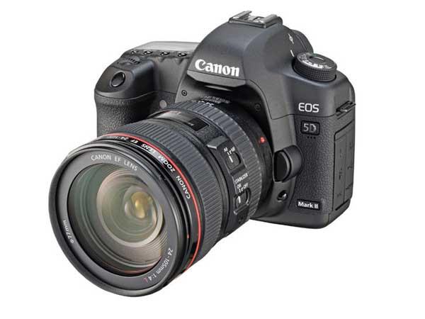 """Canon 5D """"X"""" sẽ được công bố tại CP+?"""