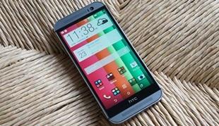 Dế cảm ứng mượt nhất: HTC One M8