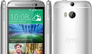 HTC One M8 sẽ có thêm phiên bản...vỏ nhựa