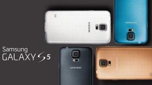 Vỏ nhựa là vũ khí bí mật của Samsung Galaxy S5?
