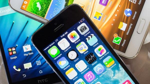 Đọ camera Samsung Galaxy S5, HTC One M8 và Apple iPhone 5s
