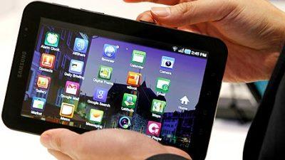 Samsung nói dối về doanh số Galaxy Tab