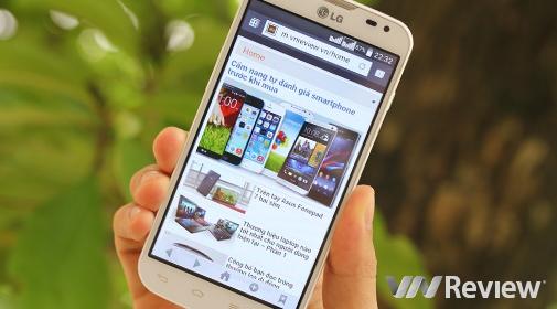 Đánh giá LG L90 Dual
