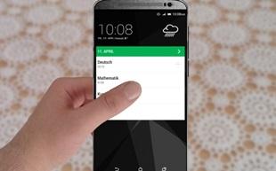 Ảnh dựng HTC One M8 Max đẹp như hàng thật
