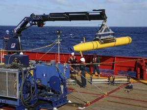 Tàu ngầm tìm MH370 dừng tìm kiếm vì biển quá sâu