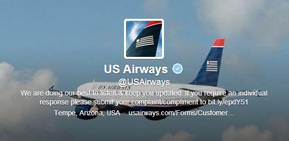Đừng đùa trên mạng, US Airways!