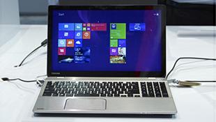 Laptop đầu tiên có màn hình 4K ra mắt