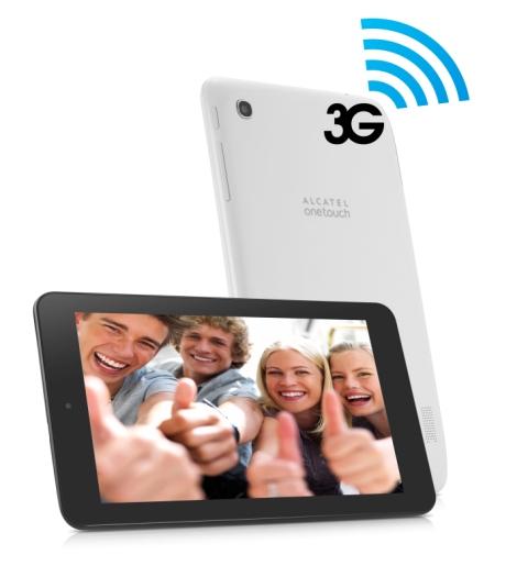 Alcatel ra mắt hai sản phẩm tablet Ontouch POP 7 và POP 8 tại Việt Nam