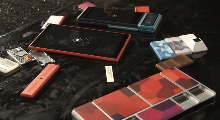 Điện thoại Project Ara ra mắt đầu năm sau, giao tiếp chuẩn UniPro