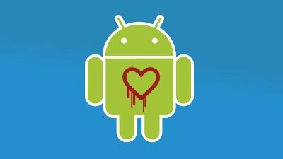 """50 triệu máy Android """"rỉ máu"""" vì Heartbleed"""