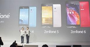 """Bộ ba Zenfone lộ điểm benchmark """"ấn tượng trong tầm giá"""""""
