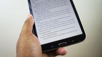 Amazon tặng sách miễn phí cho người dùng Samsung Galaxy