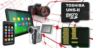Thẻ microSD có tốc độ đọc/ghi nhanh nhất thế giới