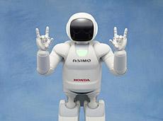 Robot Asimo mới giống người chưa từng có
