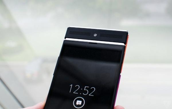project ara điện thoại xếp hình