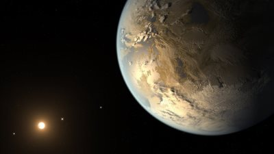 NASA: Đã tìm thấy bản sao Trái đất ngoài Thái dương hệ