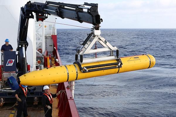 Bluefin-21, tàu lặn không người lái được dùng để tìm kiếm MH370