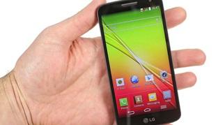 Cận cảnh LG G2 mini