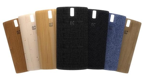 Sforum - Trang thông tin công nghệ mới nhất 1069931 Smartphone Oneplus One sẽ được bán ra cùng bộ vỏ bằng lụa, sa thạch, vải và Kevlar
