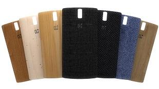 OnePlus One sẽ có vỏ bằng lụa, sa thạch, vải, tre và Kevlar