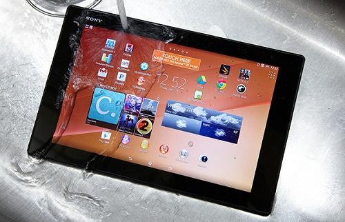 Đánh giá máy tính bảng Sony Xperia Z2 Tablet