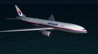 Máy bay MH370 có thể đã không rơi ở Ấn Độ Dương