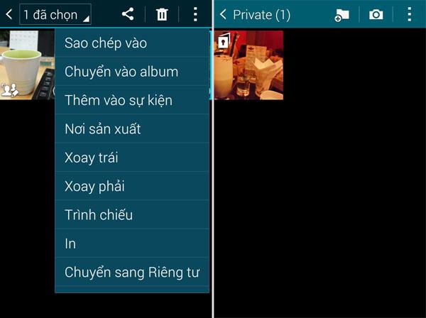 Bảo mật tuyệt đối cho dữ liệu nhạy cảm trên Galaxy S5