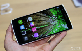Chiêm ngưỡng OnePlus One bản nắp lưng StyleSwap gỗ và tre