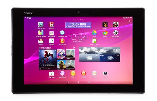 Với màn hình tuyệt đẹp, thời lượng pin dài cùng khả năng chống bụi/nước và thiết kế sang trọng, chiếc Xperia Z2 Tablet thực sự là một trong những mẫu tablet Android đáng mơ ước nhất hiện nay.