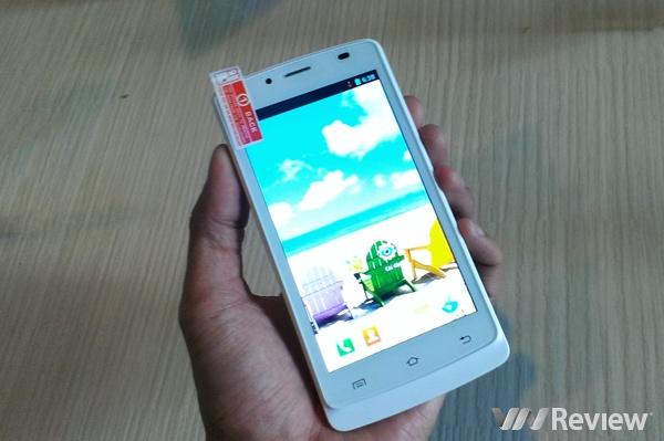 Bavapen ra mắt 2 smartphone lõi kép chạy Android 4.2 giá rẻ