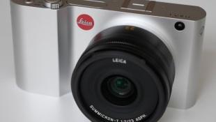 Leica ra camera không gương lật Leica T cùng hai ống kính mới