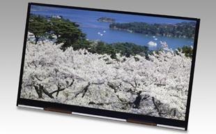 JDI trình làng tấm nền màn hình 10.1 inch, độ phân giải 4K