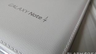 Lộ thông số kỹ thuật Samsung Galaxy Note 4